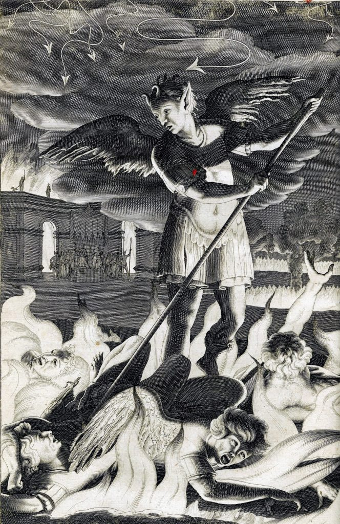 paradise lost illustration